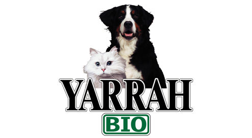 Yarrah 100% biologisch hondenvoer en kattenvoer