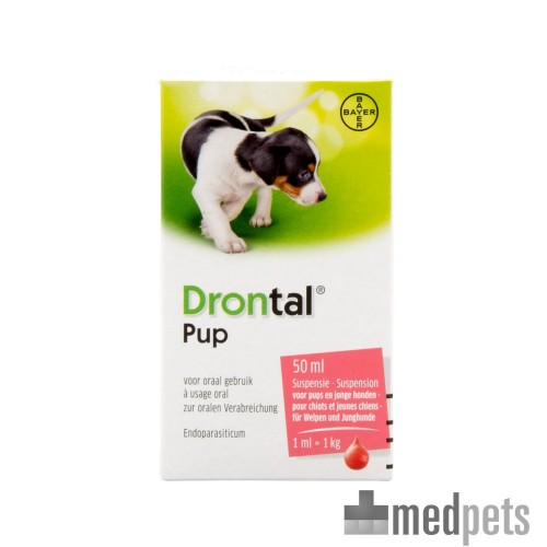 Product afbeelding van Drontal Pup