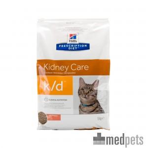 Produktbild von Hill's k/d - Kidney Care - Prescription Diet - Feline