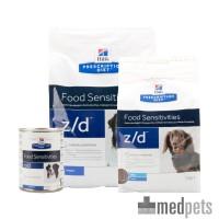 Hill's z/d Food Sensitivities - Prescription Diet - Canine