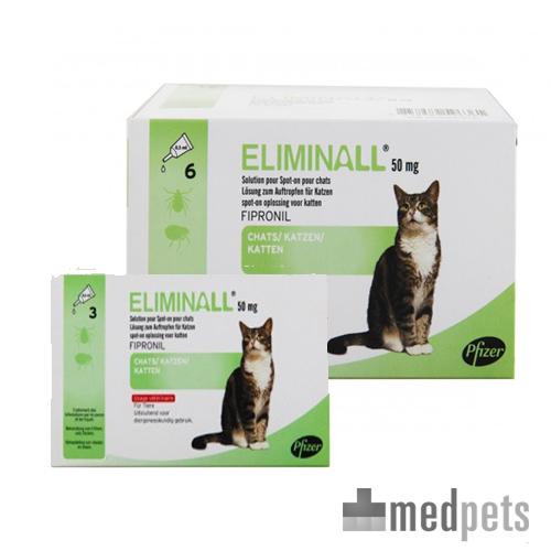 Produktbild von Eliminall Katze