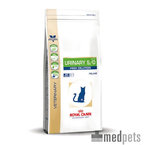 Produktbild von Royal Canin Urinary S/O High Dilution Katze