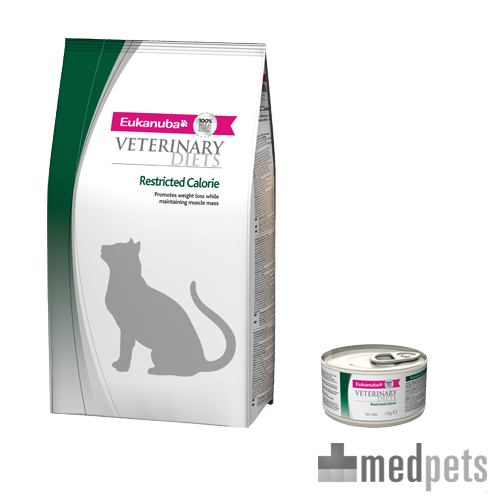 Produktbild von Eukanuba Restricted Calorie Formula - Veterinary Diets - Katze