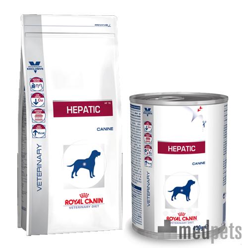 Produktbild von Royal Canin Hepatic Hund