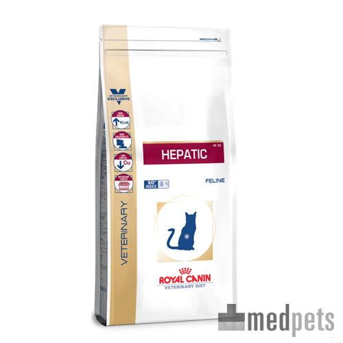 Product afbeelding van Royal Canin Hepatic Kat