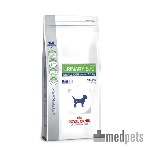 Produktbild von Royal Canin Urinary S/O Small Dog