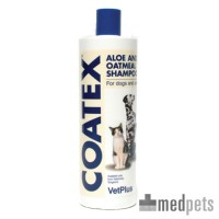 Vet plus Coatex Aloe & Oatmeal Shampoo