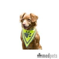 Beeztees Reflektierendes Hundehalstuch