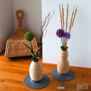 Produktbild von Catit Design Home Kratzbaum (dekorative Kratzvase)