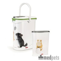 Curver Petlife Futtercontainer Nagetiere / Kaninchen