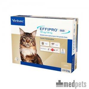 Product afbeelding van Effipro DUO Spot-on Kat