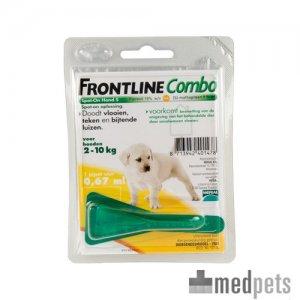 Product afbeelding van Frontline Combo Puppy