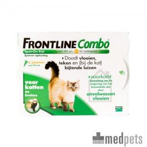 Produktbild von Frontline Combo Spot On Katze