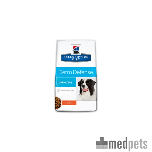 Produktbild von Hill's Derm Defense - Prescription Diet - Canine