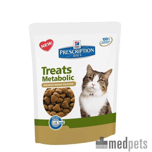 Produktbild von Hill's - Metabolic Treats - Prescription Diet - Feline