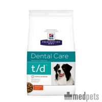 Hill's t/d Dental Care - Prescription Diet - Canine