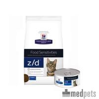 Hill's z/d Food Sensitivities - Prescription Diet - Feline
