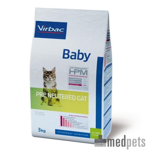 Product afbeelding van HPM Veterinary - Baby Pre Neutered Cat