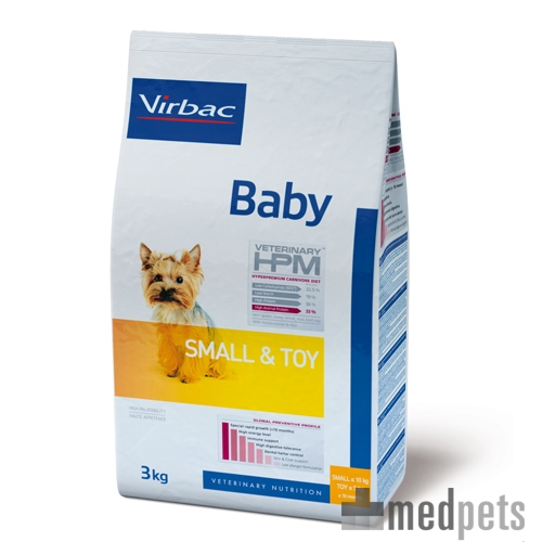 Product afbeelding van HPM Veterinary - Baby Small & Toy Dog