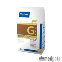 HPM Veterinary Dietetic Cat - Gastro Digestive Support