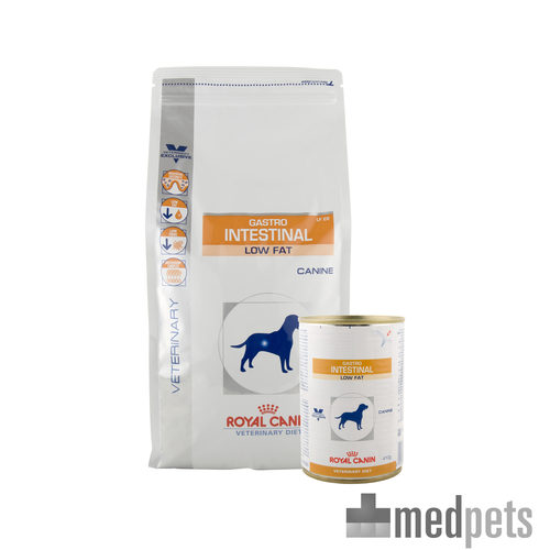 Produktbild von Royal Canin Gastro Intestinal Low Fat Hund