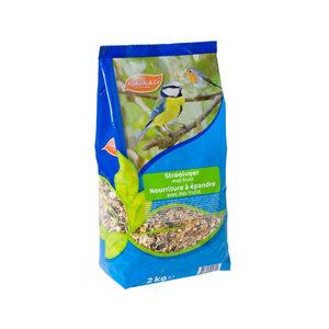 AllBirds&Co Strooivoer met Fruit - 2 kg