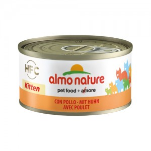 Almo Nature HFC Kitten 24x70g