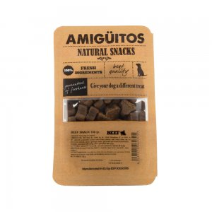 Amigüitos Dog Snack - Rund - 100 gram