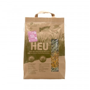 Bunny Nature Hay Nature Conservation Meadows - Meadow Flowers - 250 g