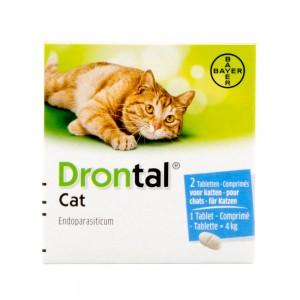 Drontal Cat - 8 tabletten