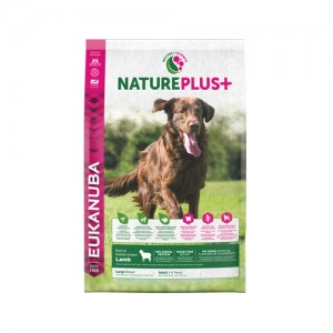 Eukanuba Nature Plus Adult - Lamb - Large - 10 kg