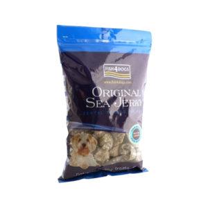 - Fish4Dogs Sea Jerky - Fish Bones - 100 gram