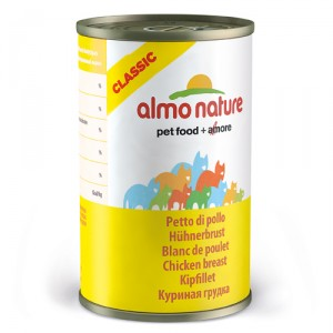 Almo Nature Classic Kippenvlees 24x140g
