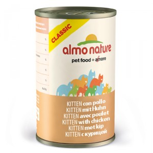 Almo Nature Classic Kitten 24x140g