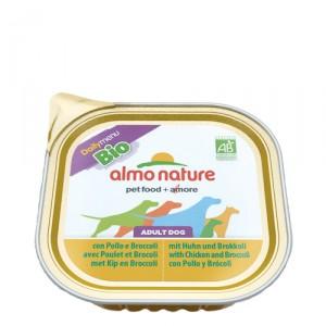 Almo Nature Daily Menu BIO Kip-Broccoli 9x300g