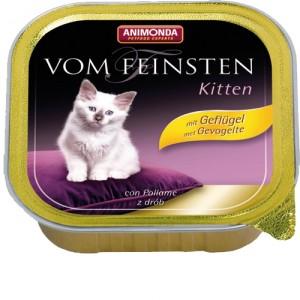Animonda Vom Feinsten - Kitten gevogelte 32x100 gr.