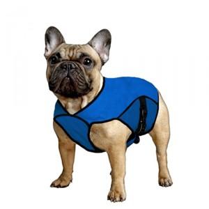 Aqua Coolkeeper Jacket - Pacific Blue - XXL