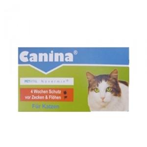 Canina Petvital Novermin Katze 2 ml.
