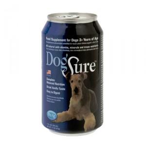 Dog Sure blikje - 325 ml
