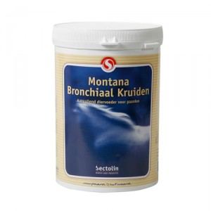 Sectolin Montana bronchiaal kruiden - 1 kg