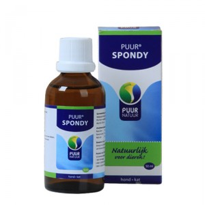 Puur Spondy - 50 ml druppelflacon