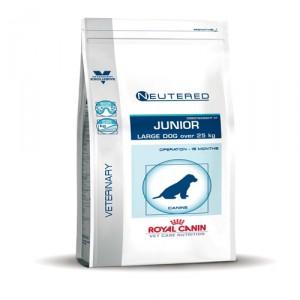Royal Canin VCN - Neutered Junior Large Dog - 12 kg