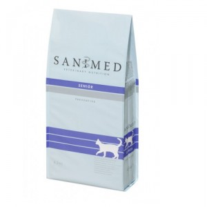 Sanimed Senior Cat 4.5 kg.