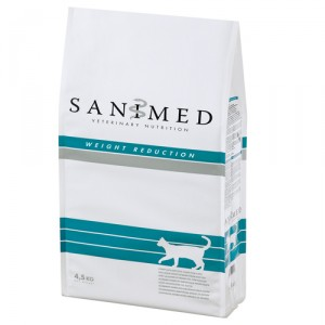 Sanimed Weight Reduction Cat 4.5 kg.