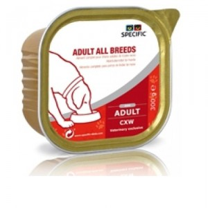 Specific Adult All Breeds CXW 6x300 gr.