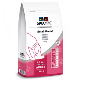 Specific Adult Small Breed CXD-S 2.5 kg