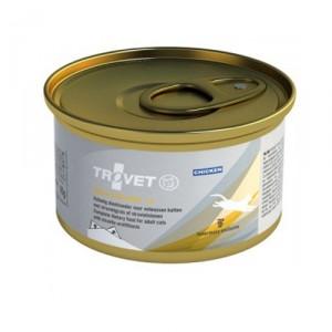 TROVET Urinary Struvite ASD (Chicken) Kat - 24 x 85 gr blikjes