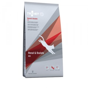 TROVET Renal & Oxalate RID Kat - 3 kg