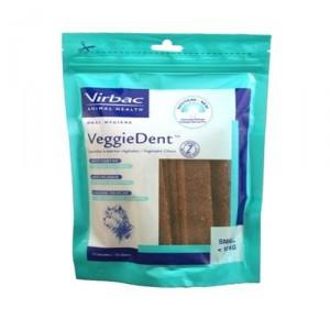 VeggieDent kauwstrips 10 tot 30 kg. - 15 stuks