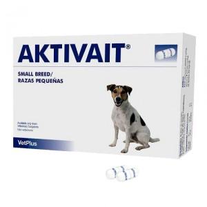 Vetplus Aktivait 60 capsules kleine hond